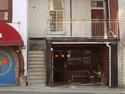 Le A Bar Montreal
