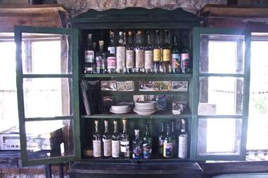 Shelf Mezcaleria Tobalá ATX