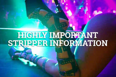 Highly important stripper information