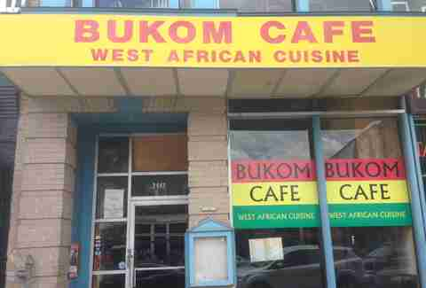 Bokum Cafe Global Cuisine DC