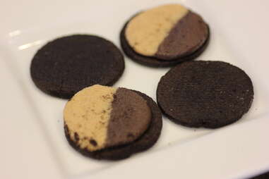 Reese's Peanut Butter Cup Oreo cookies