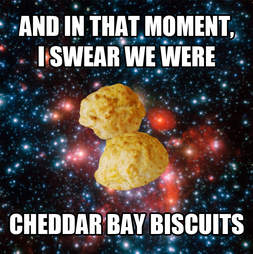 Cheddar Bay Biscuits meme