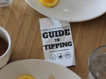 guide to tipping