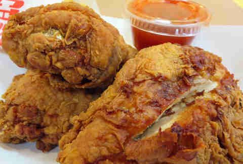 Best fried chicken Chicago