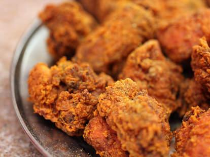 Best fried chicken Chicago