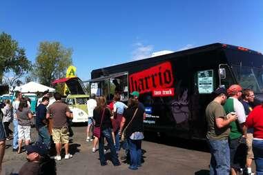 el barrio food truck