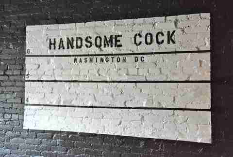 Handsome Cock Best May Openings DC