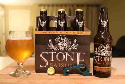 Stone Saison Summer Beer Picks SD