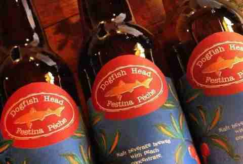 Dogfish Head Summer Beer Picks SD
