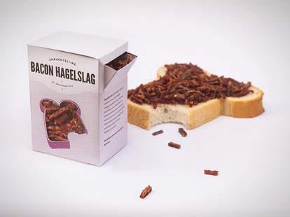 Bacon Hagelslag sprinkles
