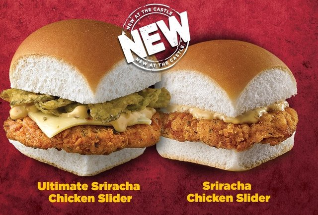 You\'re gonna need a case of White Castle\'s new Sriracha Chicken Sliders