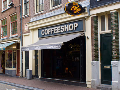 Green House Lounge Amsterdam