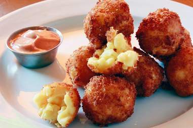 fred 62 mac and cheese balls