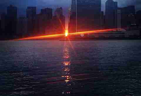 The 19 best Instagrams of Manhattanhenge