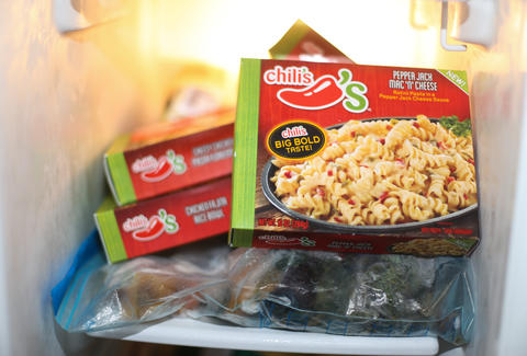 Chilis frozen meals ranking chilis food thrillist all photos by dan gentile forumfinder Choice Image