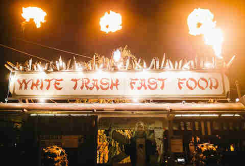 White Trash Fast Food