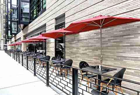 Legal Crossing Newest patios BOS