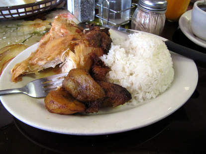 cuban rice and chicken