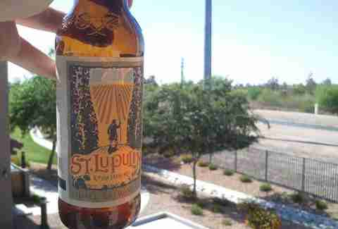 St. Lupulin Extra Pale Ale Summer Beer Picks DAL