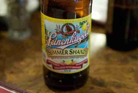Summer Shandy Summer Beer Picks DAL