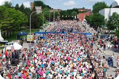A running event