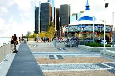 Riverfront Detroit Commandments