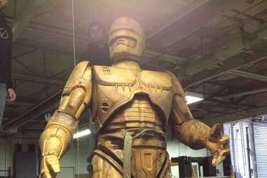 RoboCop Detroit Commandments