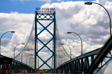 Bridge Detroit Commandments