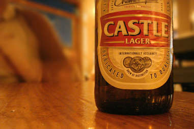 castle lager south africa beer