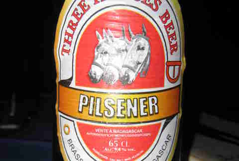 madagascar three horses beer