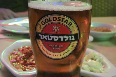 israel goldstar beer