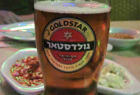 israel goldstar beer