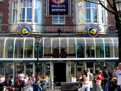The Bulldog Palace Amsterdam