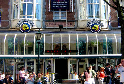 The Bulldog Palace Amsterdam