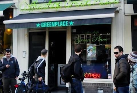 The Green Place Amsterdam