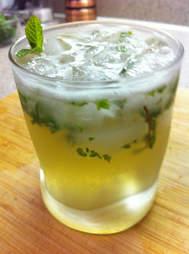 gin-gin mule