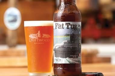Fat Tug beer