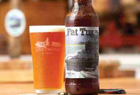 Fat Tug beer