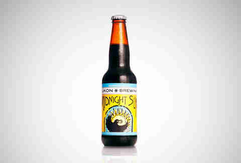 Yukon Brewing Co.'s Midnight Sun Espresso Stout
