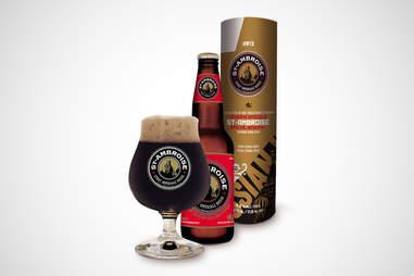 McAuslan Brewing's St. Ambroise Stout Impériale Russe