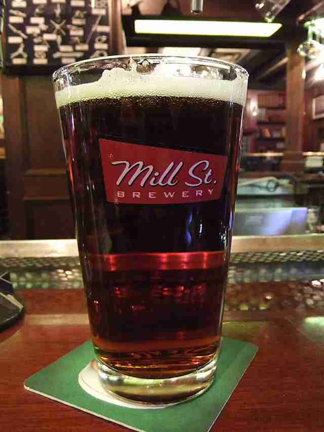 Mill St. Brewery Beer