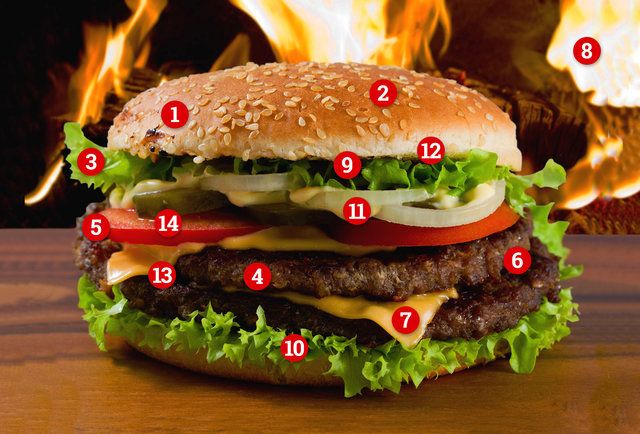 A food stylist reveals the secrets to a sexy burger photo