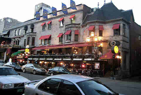 Sir Winston Churchill Pub
