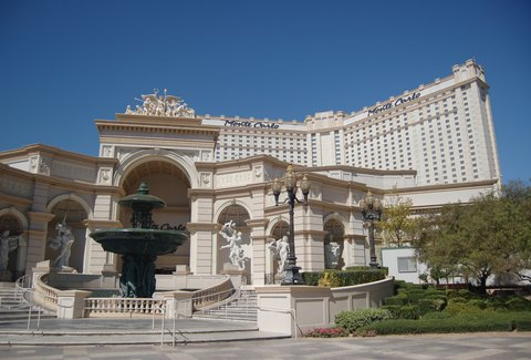 Monte Carlo Resort And Casino >> Monte Carlo Resort And Casino A Las Vegas Nv Venue