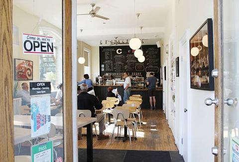 Crema Coffee Co. Toronto