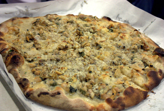 Is New Haven the best pizza town in the country?