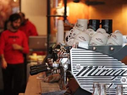 Dark Horse Espresso Bar Toronto