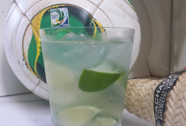 3 cachaca drinks to help you get boozy during the World Cup