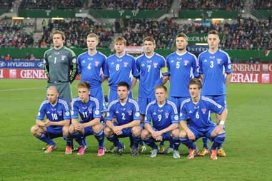 Bosnia and Herzegovina football team