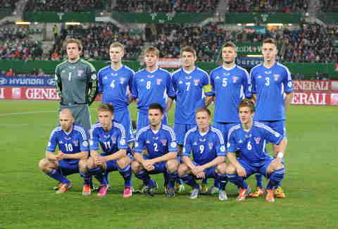 Bosnia and Herzegovina football team
